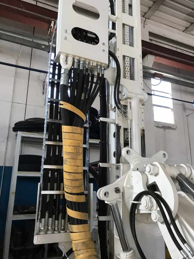 DEC - Drilling Equipment Construction - Made in Italy