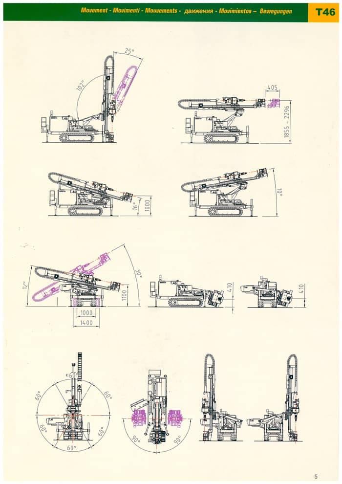 Noleggio Beretta-T46