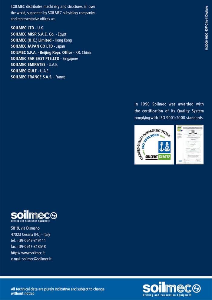 Soilmec-SR30-8